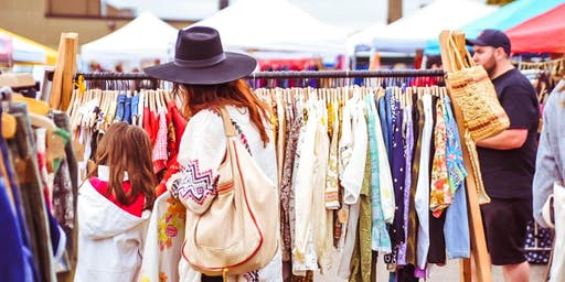 Minneapolis Vintage Market // Vintage Dogs Edition