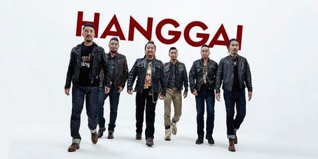 Hanggai tickets