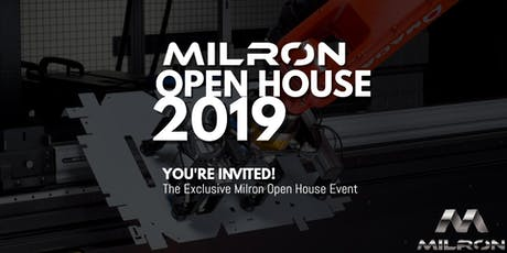 Milron 2019 Open House tickets