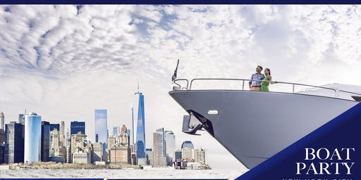 The NYC #1 Yacht Cruise around Manhattan: Statue of Liberty Boat Party