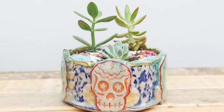 Mini Succulent Planters tickets