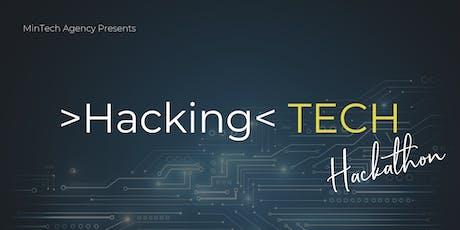 Hacking Tech Hackathon tickets