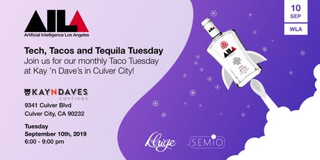 AI LA Tech, Tacos, & Tequila Tuesday tickets