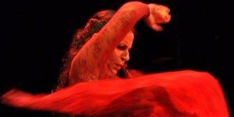 6 Week Absolute Beginner Flamenco Dance Workshop tickets