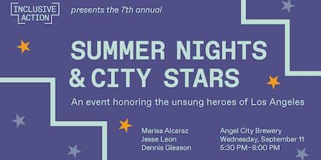 Summer Nights & City Stars 2019 tickets