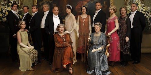 A Royal Visit to Downton