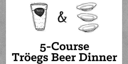 Troegs Beer Dinner