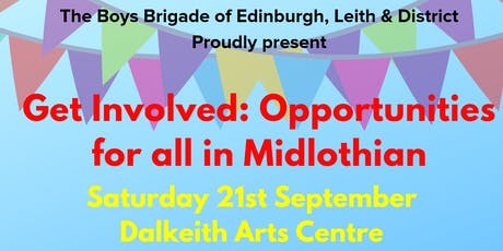 Get Involved: Opportunities for all in Midlothian tickets