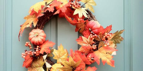 Wine & Design: Grapevine Wreaths for Fall tickets