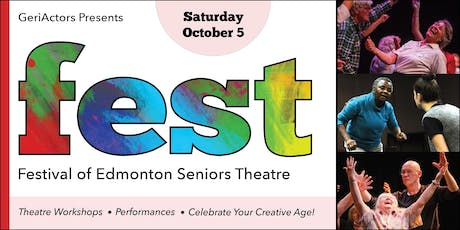 FEST: Festival of Edmonton Seniors Theatre  tickets