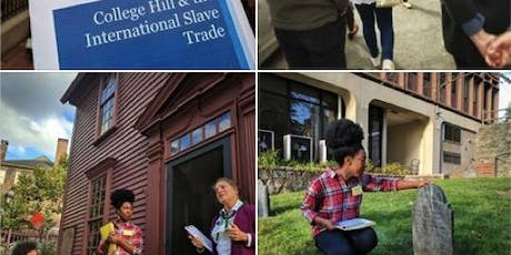 Walking Tour: College Hill and the International Slave Trade tickets
