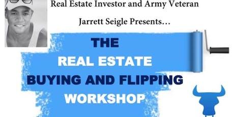 Real Estate Buy and Flip Workshop tickets