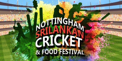 Nottingham Srilankan Cricket Food Festival