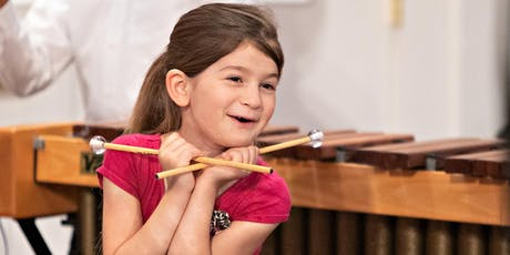 RSC for the Beginning Musician: Marimba Magic Trial Classes tickets