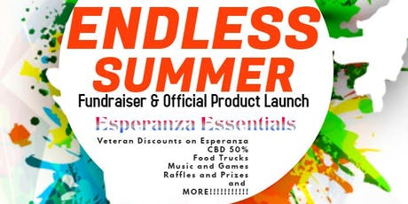 Mission Zero Endless Summer Fundraiser and Product Launch Party tickets