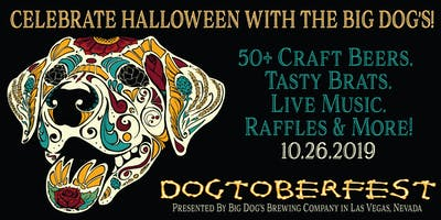 "BIG DOG'S ""DOGTOBER BEER FEST & BRAT PARTY"" 2019"