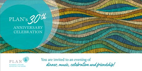 PLAN's 30th Anniversary Celebration and AGM tickets