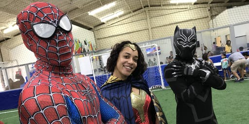 Superhero Autism Activity Day - Hartford, MI - Presented by Centria Autism