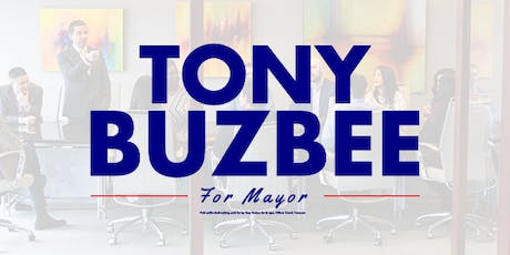 Dinner and Conversation with Tony Buzbee tickets