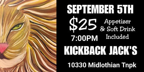 Paint Party (Kickback Jack's Midlo) tickets