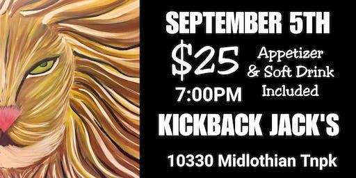 Paint Party (Kickback Jack's Midlo)