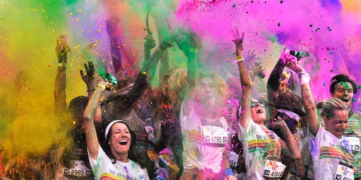 BHS Yearbook 5K Color Run to benefit The Lighthouse Project