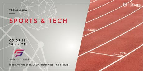 Sports & Tech ingressos