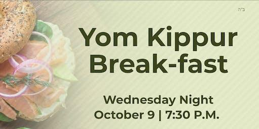 St. Charles Yom Kippur Break-fast