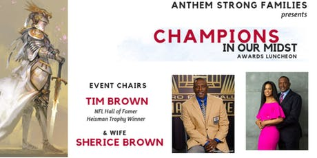Champions in our Midst Awards Luncheon Presented by Texas Capital Bank tickets