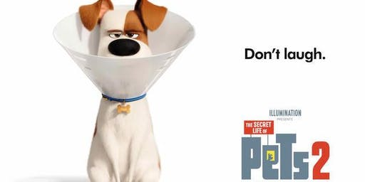 Sensory Friendly Film at Comcast featuring The Secret Life of Pets 2
