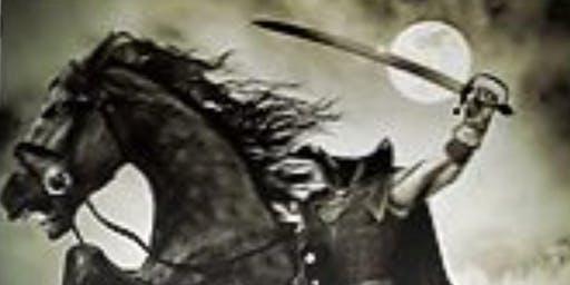The Legend of Sleepy Hollow Musical & Meet The Headless Horseman