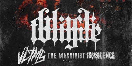 Black Tongue, VCTMS, The Machinist and 156 Silence
