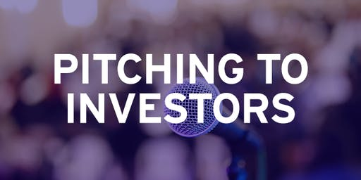 MaRS: Pitching to Investors Workshops - October 3,10 (Oct-2019)