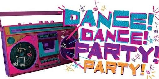 Salsa dance party