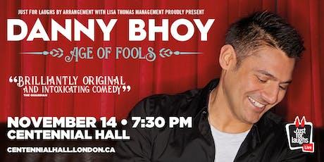 Danny Bhoy - Age of Fools tickets