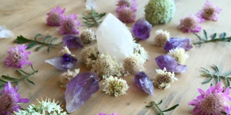 Crystal #2 Class ~ Learn Grids using crystals for Manifesting & Pet Crystal tickets