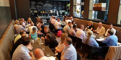 8 Business Networking Glasgow (Sept) tickets