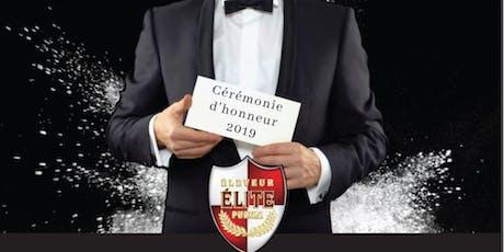 SOIRÉE DE RECONNAISSANCE ÉLEVEUR ÉLITE PURINA  2019 billets
