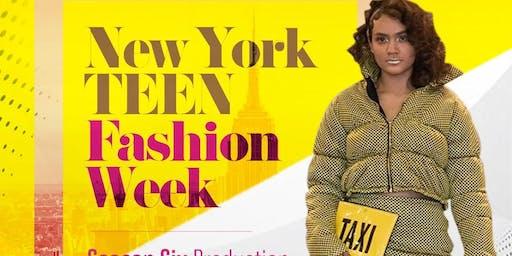 New York TEEN Fashion Week (Season 6)