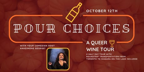Pour Choices: A Queer Wine Tour tickets