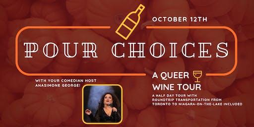 Pour Choices: A Queer Wine Tour