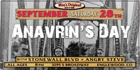 Anavrin's Day at Moe's Original BBQ Englewood tickets