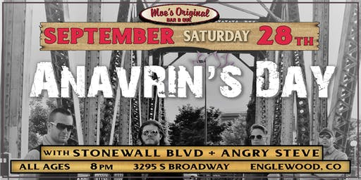 Anavrin's Day at Moe's Original BBQ Englewood