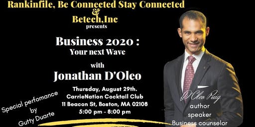 A Dynamic talk on the future of Business
