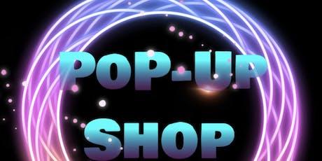 Desoto PoP-Up shop tickets