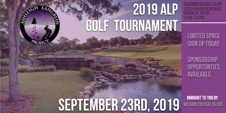 2019 ALP Golf Tournament tickets