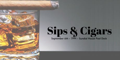 Sips & Cigars 2019 tickets