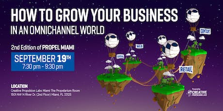 How to grow your business in a changing omnichannel world tickets