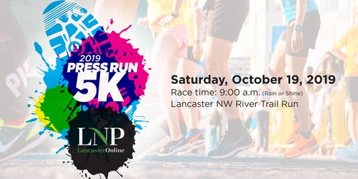 LNP|LancasterOnline Press Run 5K