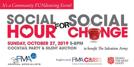 Social Hour for Social Change tickets